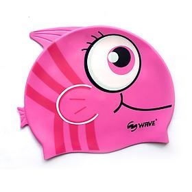 Mũ bơi hình Cá