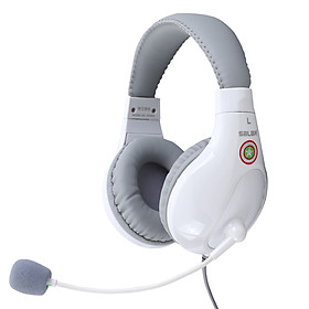 A566H Computer Wired Headphone Student Lightweight Noise Cancelling Headset with Microphone for Online Study Education