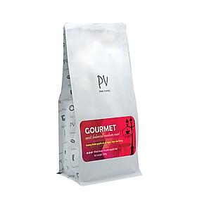Hình đại diện sản phẩm Cà phê PV Fine Coffee Gourmet 250g (Hạt) - Phương Vy
