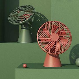 Quạt Không Tiếng Ồn Xiaomi Youpin SOTHING Destop Silent Fan Kiểu Dáng Cổ Điển Nhỏ Gọn Để Bàn