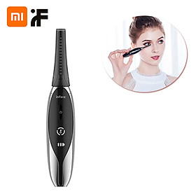 Xiaomi Youpin inFace Heated Eyelash Curler Rechargeable Electric Eyelash Curler with 3 Temperature Gears Digital Display