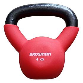 Tạ Bình Vôi Brosman (4kg)
