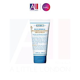 Sữa rửa mặt Kiehls Blue Herbal Blemish Cleanser Treatment  150ml