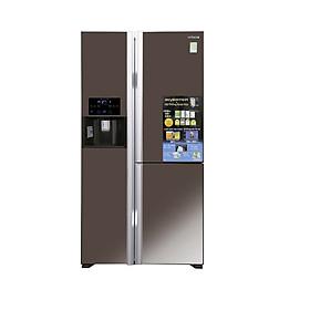 Tủ lạnh SBS 3 cánh HITACHI 584 Lít R-FM800GPGV2X-MBW(HÀNG CHÍNH HÃNG)