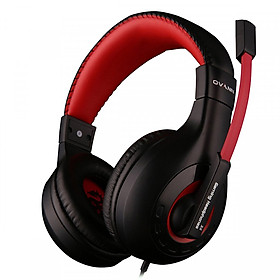 Tai nghe Gaming - Nghe Nhạc - Học ngoại ngữ Ovann X4 - Hàng Chính Hãng