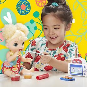Bé Emma Ăn Bánh Nướng Baby Alive E1947