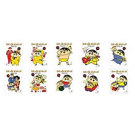 Bộ Shin Cậu bé bút chì - Truyện Ngắn Tập 11 - 20 (Bộ 10 cuốn)