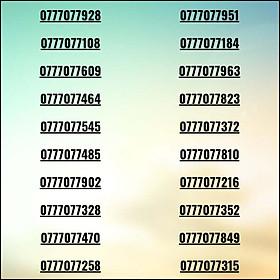 Biểu đồ lịch sử biến động giá bán Sim Mobifone 4G số phong thuỷ khuyến mãi 120gb/tháng -Hàng chính hãng