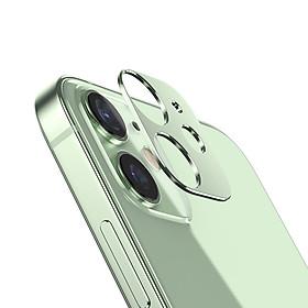 Miếng Dán Kim Loại bảo vệ Camera cho iPhone 12 Mini / 12 / 12 Pro / 12 Pro Max