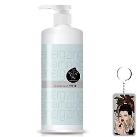 Dầu gội thảo được hỗ trợ điều trị gàu, hết ngứa Mugens Keratin Shampoo Hàn Quốc