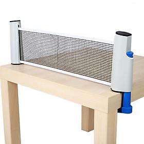 Lưới kẹp bàn di động cho dân bóng bàn