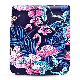 Bao Da Bảo Vệ Máy Chụp Ảnh Lấy Liền Instax Mini 70 - Flamingo Night