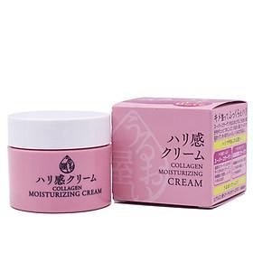 Kem Dưỡng Da Collagen Ngăn Ngừa Lão Hóa Naris Cosmetic Uruoi-Ya Collagen Moisturizing Cream 48g – Hàng Chính Hãng
