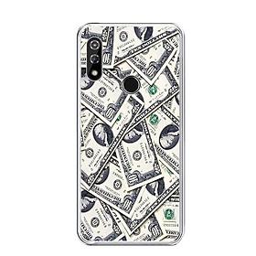 Ốp lưng dẻo cho điện thoại VSMART STAR 4 - 0355 DOLLAR02 - Hàng Chính Hãng