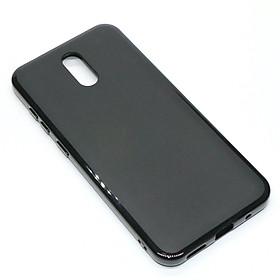 Ốp lưng cho Nokia 2.3 chất liệu silicon dẻo màu đen chống sốc
