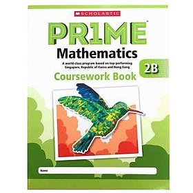 2B Scholastic Pr1Me Mathematics Coursework Book