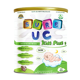 COM BO 03 HỘP SURE UC KIDS 400G
