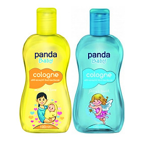 Bộ nước hoa cho bé Panda Baby Cologne Mother's Love and Fairy's Touch