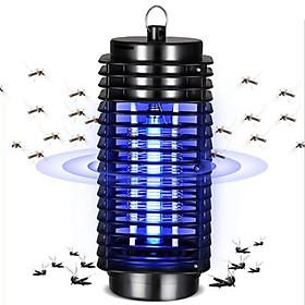 Đèn diệt muỗi, côn trùng 4 chiều tặng kèm 1 bóng đnè thay thế.