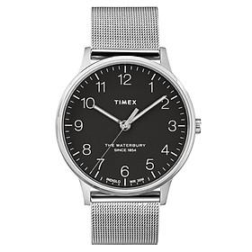 Đồng Hồ Nam Dây Kim Loại Timex The Waterbury 40mm - TW2R71500