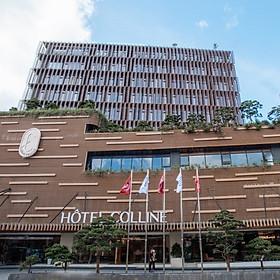 Colline Hotel 4* Đà Lạt - Gồm Bữa Sáng, Ngay Trung Tâm, Sát Chợ Và Hồ Xuân Hương