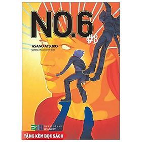 NO.6 - Tập 8 - Tặng Kèm Bọc Sách PVC