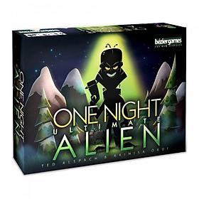 Ma sói One Night Alien (Tiếng Anh)