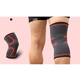 Bộ đôi bó gối bảo vệ khớp khi chơi thể thao Aolikes AL7718 (1 đôi)-1