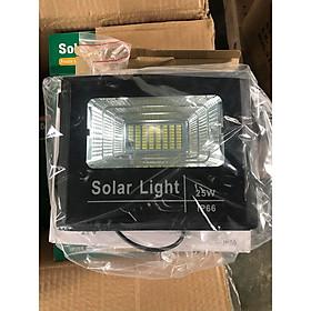 Đèn Đường năng lương mặt trời 25w