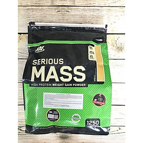 Sữa Dinh Dưỡng Tăng Cân Cho Người Gầy Serious Mass 12lbs của On (5.6 kg)