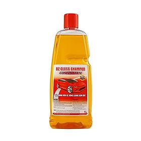 Nước rửa xe đậm đặc BZ Gloss Shampoo 1000ml