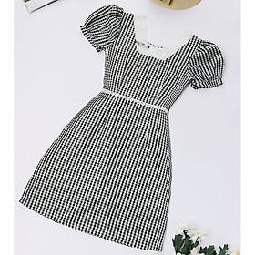 Đầm đen thiết kế Tôn Dáng Trắng Da giá Xả Kho