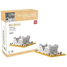 Ghép Hình Đền Parthenon Hy Lạp - 3284