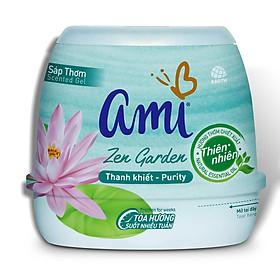 Sáp thơm khử mùi Ami 200 g - (Nhiều mùi hương) hương thơm chiết xuất thiên nhiên