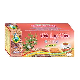 Trà Lạc Tiên Hỗ Trợ Người Mất Ngủ (Hộp 50 Túi Lọc X 2g)- Nguyên Thái Trang – Thảo Dược Thiên Nhiên – Tốt Cho Sức Khỏe