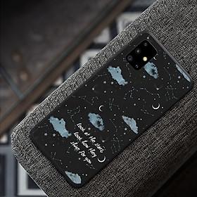 Ốp điện thoại dành cho máy Samsung Galaxy A51 - Nhìn lên bầu trời MS ACZTU011