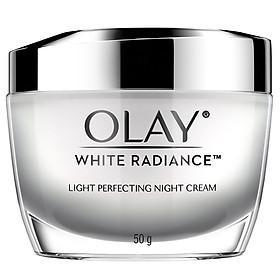 Combo Kem Dưỡng Ẩm Trắng Da Ngày Đêm Olay White Radiance 50g