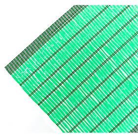Lưới che nắng tấm hiệu Goldbell (Chuông Vàng) độ che nắng 50% màu xanh