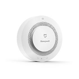 Original Xiaomi Mijia Honeywell Fire Alarm Detector Smoke Sensitive Sensor Home Security Zigbee Work With Gateway - White