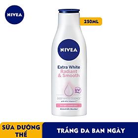 Sữa Dưỡng Thể Trắng Da Chống Nắng Nivea 83805 (250ml)