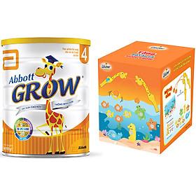 Sữa Abbott Grow 4 900g - Tặng 1 Bộ Câu Cá