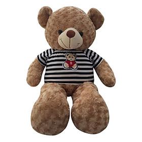Gấu Bông Teddy Ichigo Shop (75cm) – Nâu