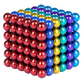Nam Châm Bi Từ Tính Neko Chengjie Magnetic Material (Size 5mm sắc màu)