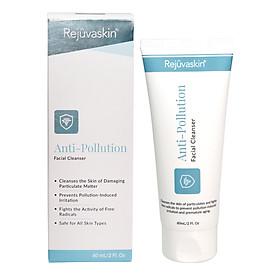 Sữa rửa mặt chống ô nhiễm Rejuvaskin Anti-Pollution Facial Cleanser 60ml