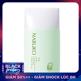 Kem chống nắng Naruko Tea Tree Refresh Cooling Sunscreen SPF50 50ml