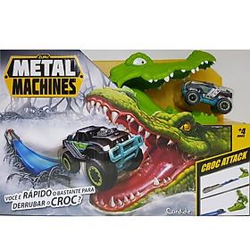 Bộ đồ chơi đường đua đầm lầy Zuru Metal Machines