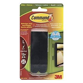 Miếng Dán Treo Tranh Command S033004242 (8 Miếng / Vỉ) - Đen