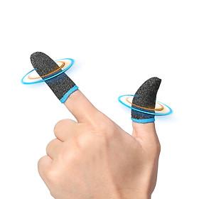 Găng tay chơi game Sợi đồng chống mồ hôi co dãn siêu bền dành cho game PUBG FF Tốc Chiến Liên Quân mobile - Hàng Chính Hãng
