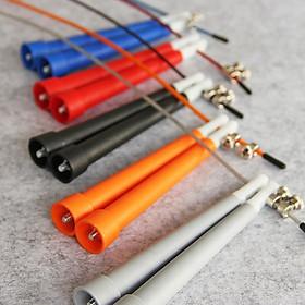 Dây nhảy thể dục nhựa PVC cao cấp có thể tuỳ chỉnh độ dài dây, tối đa 3m-9