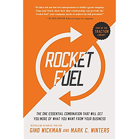 Rocket Fuel : The One Essential Combination That Will Get You More of What You Want from Your Business